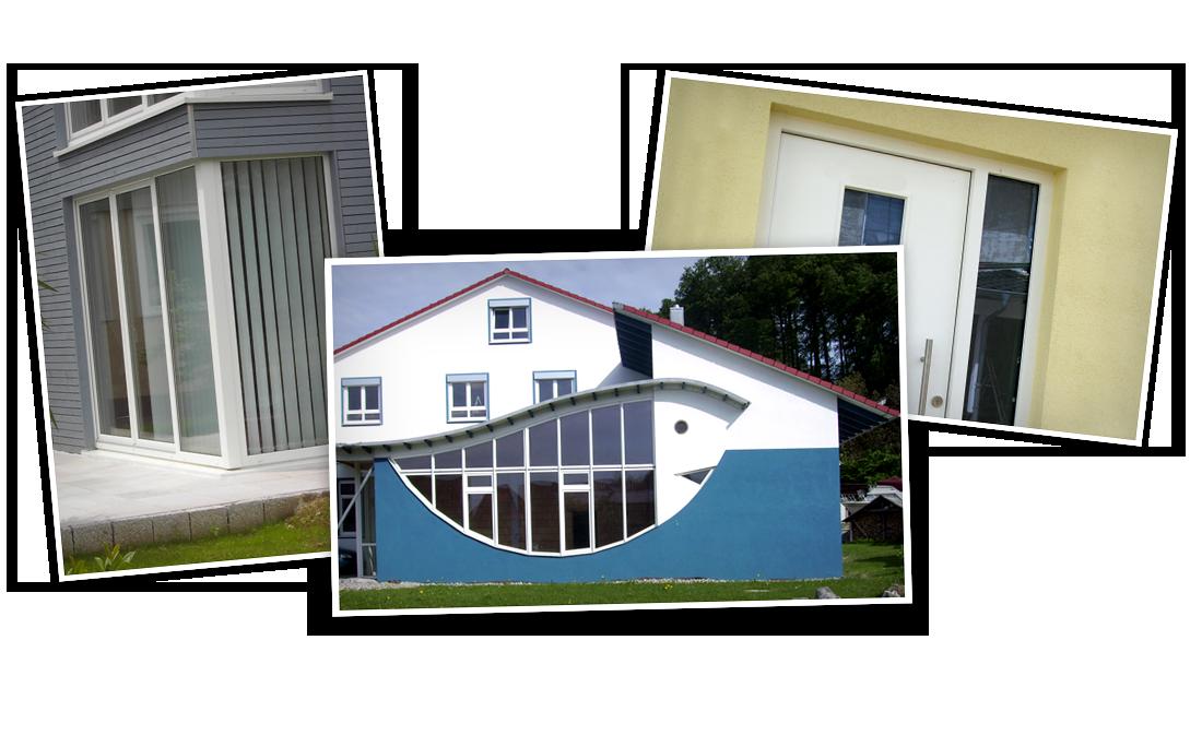 Reiß Fenster und Türen Referenzen