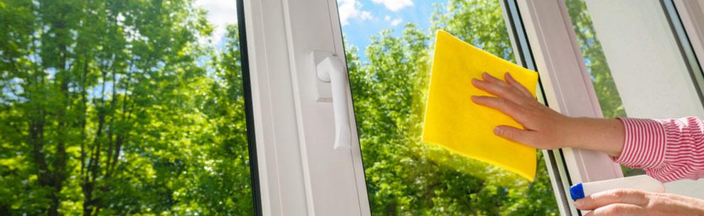 Pflegeanleitung Fenster Plastik richtig pflegen