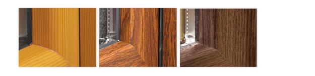 Profile Holdekor Fenster und Türen